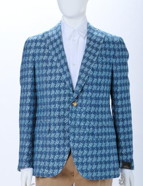 ガブリエレ パジーニ GABRIELE PASINI ジャケット 2ボタン サイドベンツ シングル メンズ EG40026BO G4422 チドリ 送料無料 10%OFFクーポンプレゼント 目玉商品