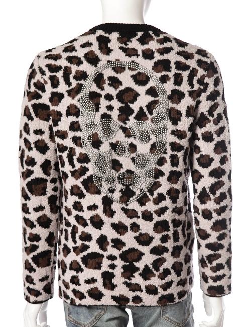 ルシアンペラフィネ lucien pellat-finet ペラフィネ セーター メンズ AM140 ベージュ 10%OFFクーポンプレゼント