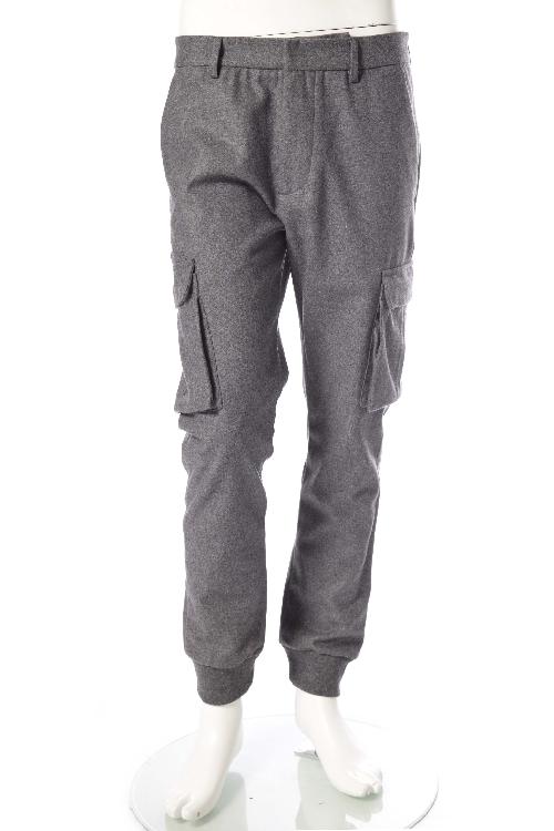 ロウブランド LOW BRAND パンツ スラックス メンズ L1PFW1516 2594 グレー 送料無料 楽ギフ_包装 10%OFFクーポンプレゼント 目玉商品