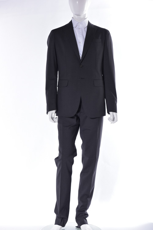 【期間限定10%OFFクーポン配布】ディースクエアード DSQUARED2 スーツ ビジネススーツ シングル MIAMI メンズ S74FT0241S40320 グレー 送料無料 10%OFFクーポンプレゼント アウトレット ラッキーシール対応