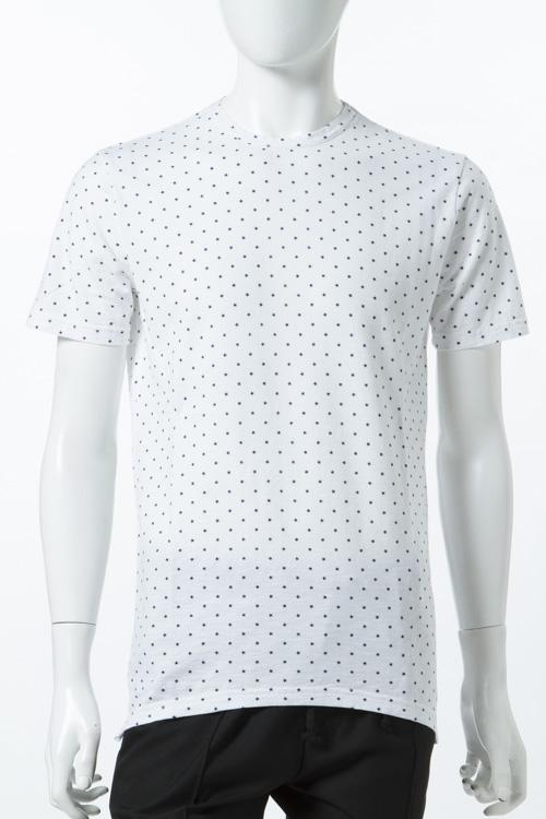 ダニエレアレッサンドリーニ DANIELEALESSANDRINI Tシャツ 半袖 丸首 MAGLIA ARMO メンズ M5840E6883700 ホワイト 送料無料 楽ギフ_包装 10%OFFクーポンプレゼント