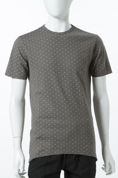 ダニエレアレッサンドリーニ DANIELEALESSANDRINI Tシャツ 半袖 丸首 MAGLIA ARMO メンズ M5840E6883700 カーキ 送料無料 楽ギフ_包装 10%OFFクーポンプレゼント