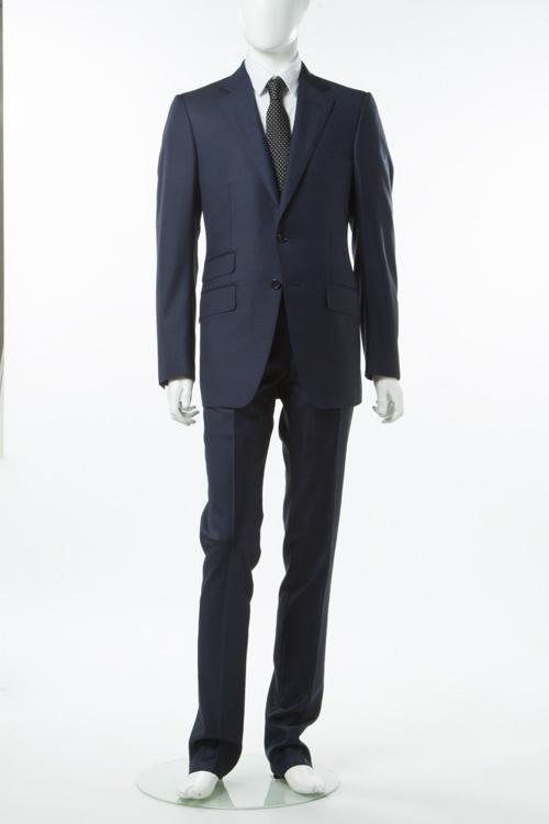 トムフォード TOM FORD スーツ 2つボタン シングル 7R メンズ 922R02 21YA4C R ネイビー 送料無料 10%OFFクーポンプレゼント