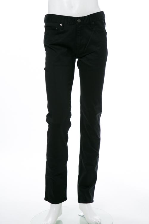 ルシアンペラフィネ lucien pellat-finet ペラフィネ ジーンズパンツ ブラックデニム メンズ YMP465H ブラック 送料無料 楽ギフ_包装 10%OFFクーポンプレゼント