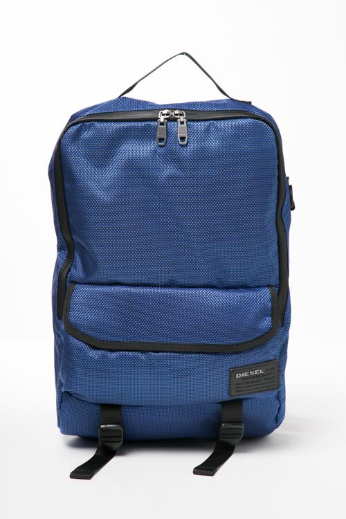 ディーゼル DIESEL リュックサック バックパック CLOSE RANKS F-CLOSE BAC X04008 PR027 ブルー 大容量 プレゼント ギフト カバン バッグ 送料無料