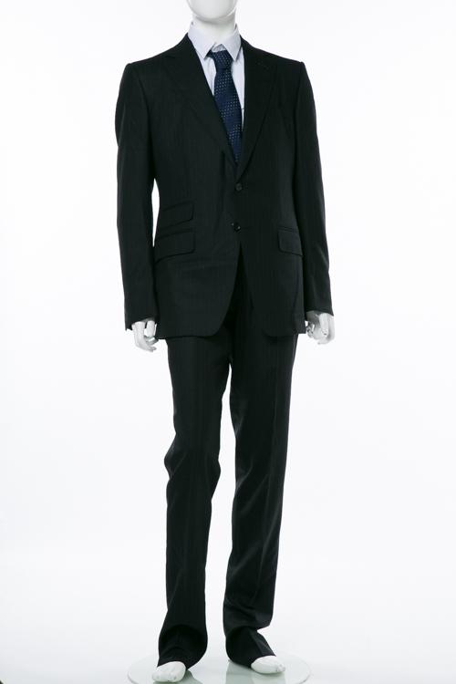 トムフォード TOM FORD スーツ 2ピーススーツ ビジネススーツ 7R E メンズ 216R29 21YA4C ダークネイビー 送料無料 10%OFFクーポンプレゼント