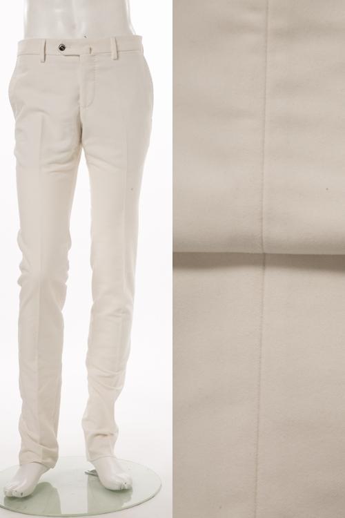 PT01 ピーティーゼロウーノ パンツ スラックス メンズ RIDS01 VT55 ホワイト 送料無料 楽ギフ_包装 10%OFFクーポンプレゼント 【ラッキーシール対応】