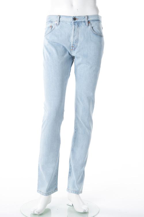 ヴァレンティノ Valentino ジーンズパンツ デニム ジーパン メンズ IV0DEJC0272 ブルー 送料無料 楽ギフ_包装 10%OFFクーポンプレゼント 【ラッキーシール対応】