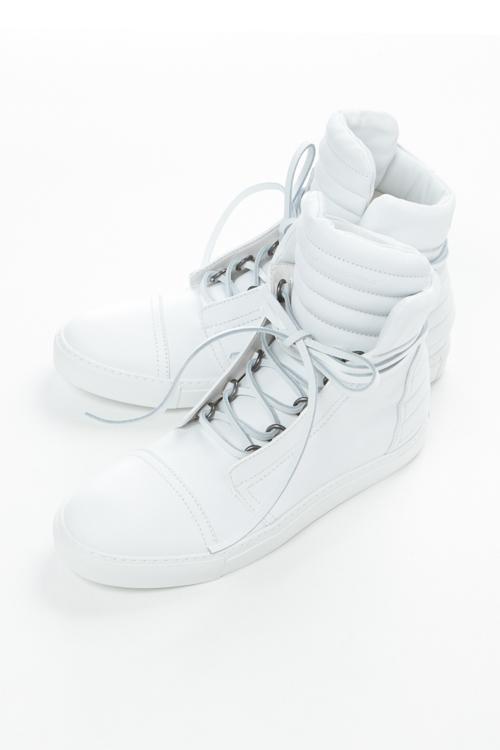 【期間限定10%OFFクーポン配布】ディーゼル DIESEL スニーカー FW16-FS2 - sneaker boots メンズ I00489 PR013 ホワイト 送料無料 10%OFFクーポンプレゼント 【ラッキーシール対応】