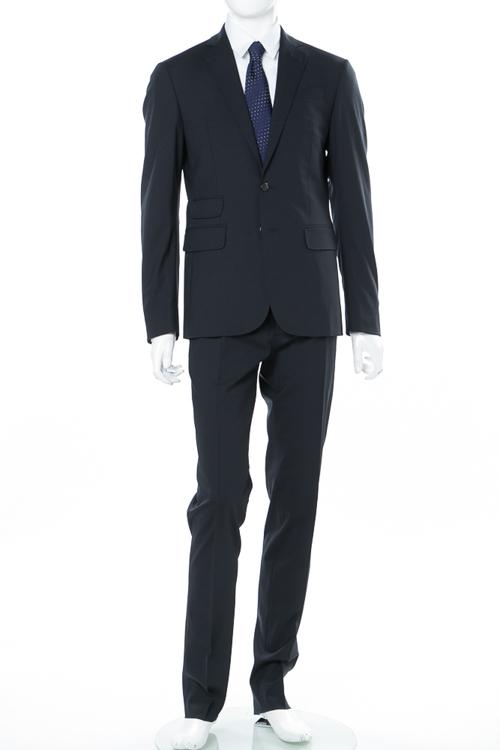 ディースクエアード DSQUARED2 2ピーススーツ シングル メンズ S74FT0243S40320 ネイビー 送料無料 10%OFFクーポンプレゼント 【ラッキーシール対応】