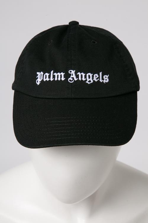 パームエンジェルス PALM ANGELS キャップ 帽子 LB005S18 224050 ブラック 送料無料 楽ギフ_包装 10%OFFクーポンプレゼント 2018年春夏新作 【ラッキーシール対応】