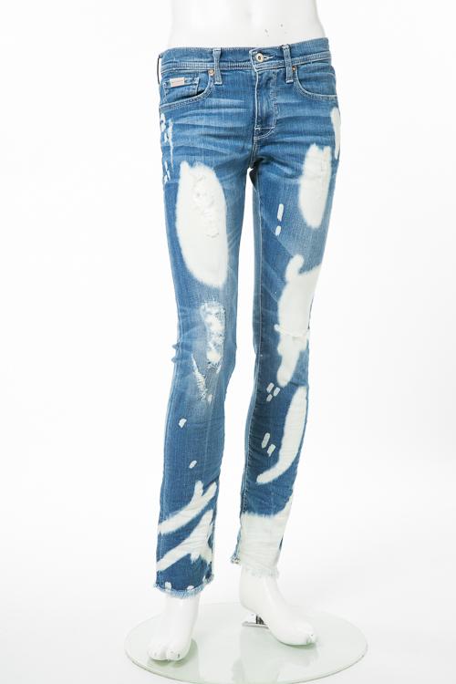 《10%OFFクーポンプレゼント》アルマーニ エクスチェンジ ARMANI EXCHANGE パンツ メンズ ジーンズ SLIM FIT ブルー 3ZZJ13 Z1FHZ 送料無料 【ラッキーシール対応】