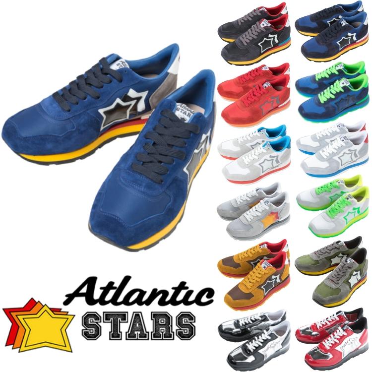 【期間限定10%OFFクーポン配布】アトランティックスターズ ATLANTIC STARS スニーカー ローカット シューズ 靴 メンズ ANTARES 送料無料 10%OFFクーポンプレゼント 2018SS_SALE 【ラッキーシール対応】