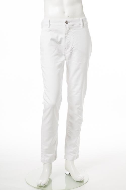 【期間限定10%OFFクーポン配布】ディーゼル DIESEL ジーンズパンツ ホワイトデニム SLIM-CHINO-M-NE Sweat jeans メンズ 00SWN7 0684U ホワイト 送料無料 楽ギフ_包装 10%OFFクーポンプレゼント 【ラッキーシール対応】