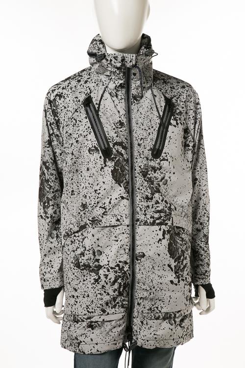 ディーゼル DIESEL ブルゾン ジャケット コート 55-J-LEX GIACCA メンズ 00SX7L 0KAOE グレー 送料無料 10%OFFクーポンプレゼント