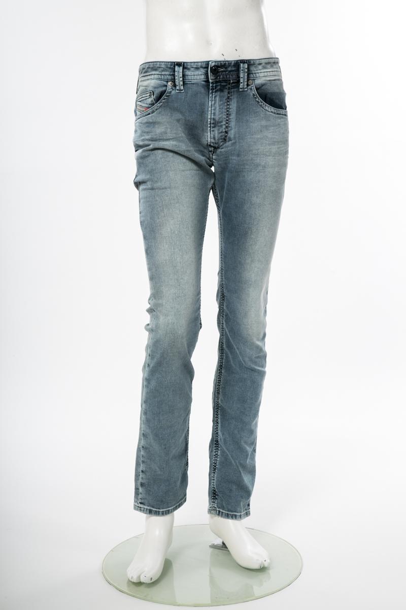 ディーゼル DIESEL ジーンズパンツ デニム JOGGJEANS ジョグジーンズ ジョガーパンツ メンズ 00S5BL 0673L ブルー 送料無料 楽ギフ_包装 10%OFFクーポンプレゼント