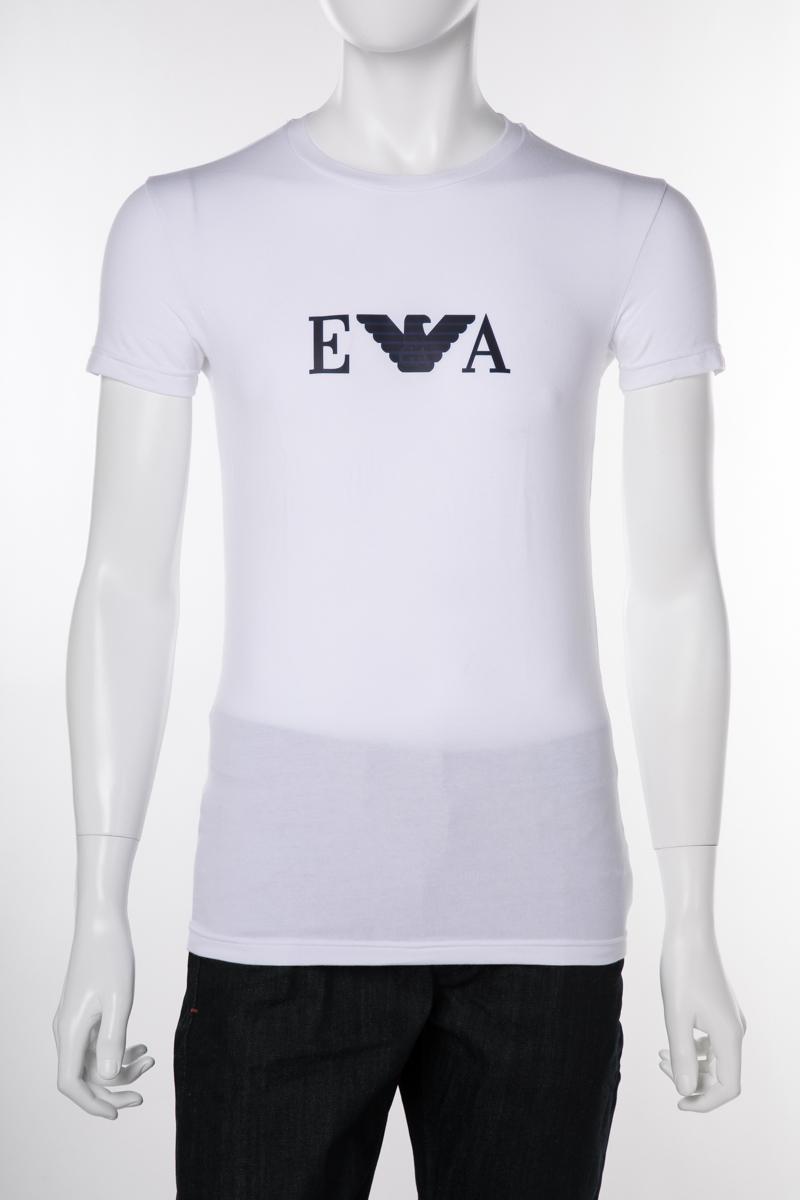 アルマーニ エンポリオアルマーニ Emporio Armani Tシャツアンダーウェア Tシャツ 半袖 丸首 クルーネック メンズ 111035 9P523 ホワイト 送料無料 楽ギフ_包装 10%OFFクーポンプレゼント 【ラッキーシール対応】