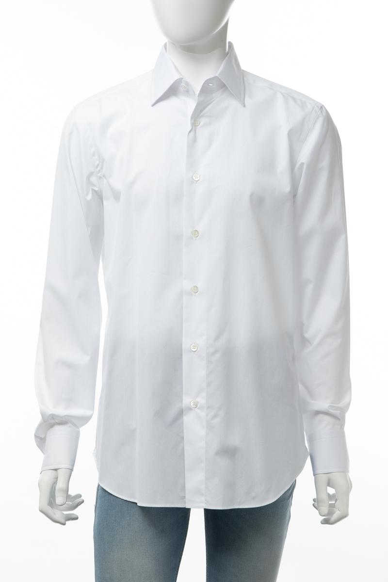 【全品10%OFFクーポン配布中!】ステラマッカートニー STELLA McCARTNEY シャツ カッターシャツ メンズ 428763 SFA80 ホワイト 送料無料 楽ギフ_包装 10%OFFクーポンプレゼント