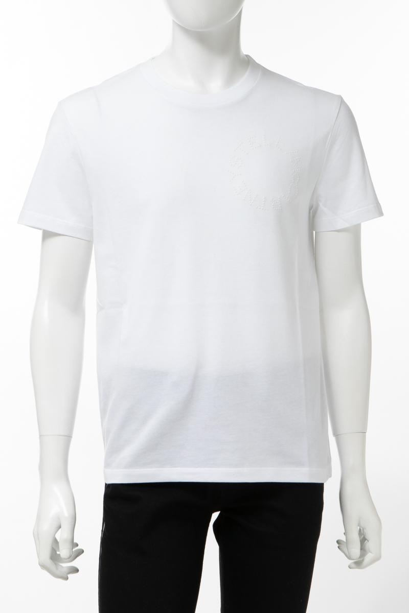 【全品10%OFFクーポン配布中!】ステラマッカートニー STELLA McCARTNEY Tシャツ 半袖 丸首 クルーネック メンズ 509364 SIP25 ホワイト 送料無料 楽ギフ_包装 10%OFFクーポンプレゼント