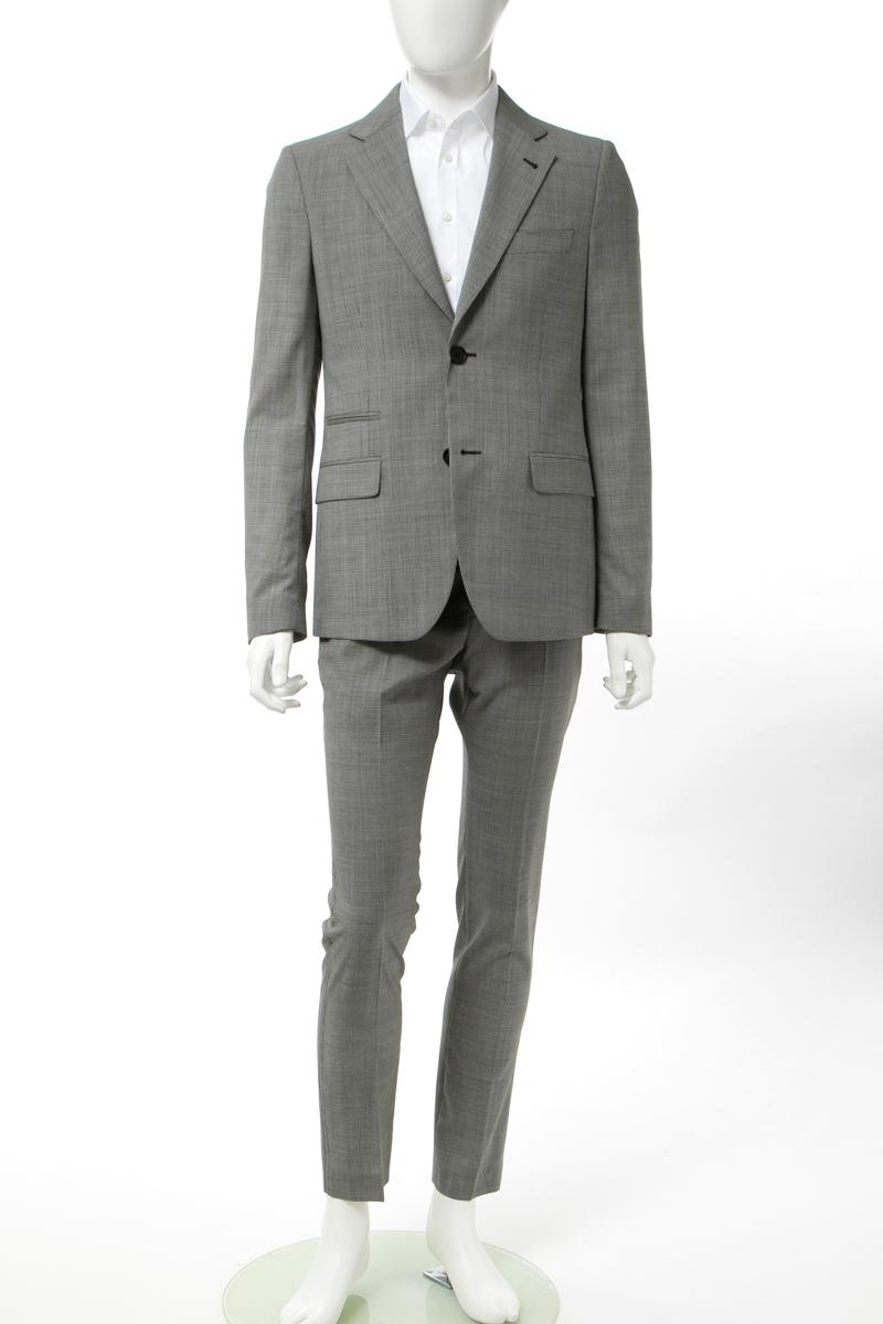 【全品10%OFFクーポン配布中!】ステラマッカートニー STELLA McCARTNEY スーツ メンズ 505030 SKO08 グレー 送料無料 10%OFFクーポンプレゼント
