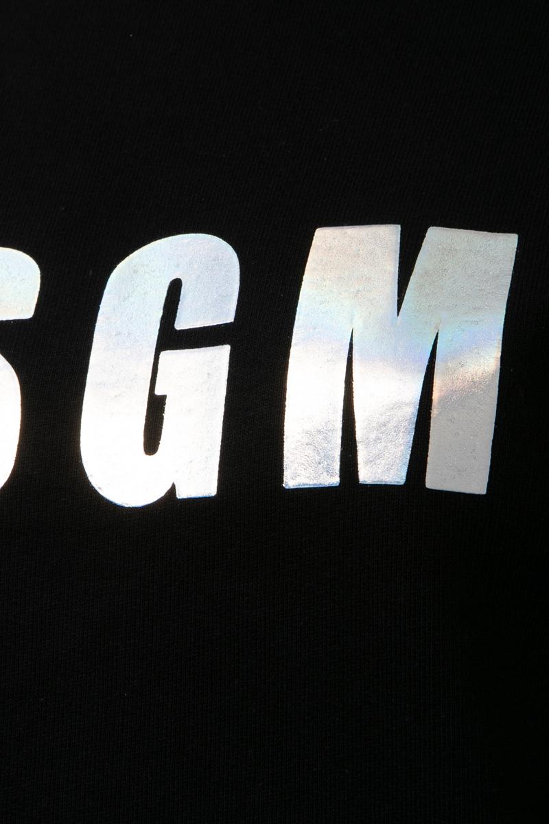 エムエスジーエム MSGM トレーナー スウェット プルオーバー レディース 841MDM233207299 ブラック 送料無料 楽ギフ 包装 2020年春夏新作 10 OFFクーポンプレゼント 2020SS SALEmON80vwn