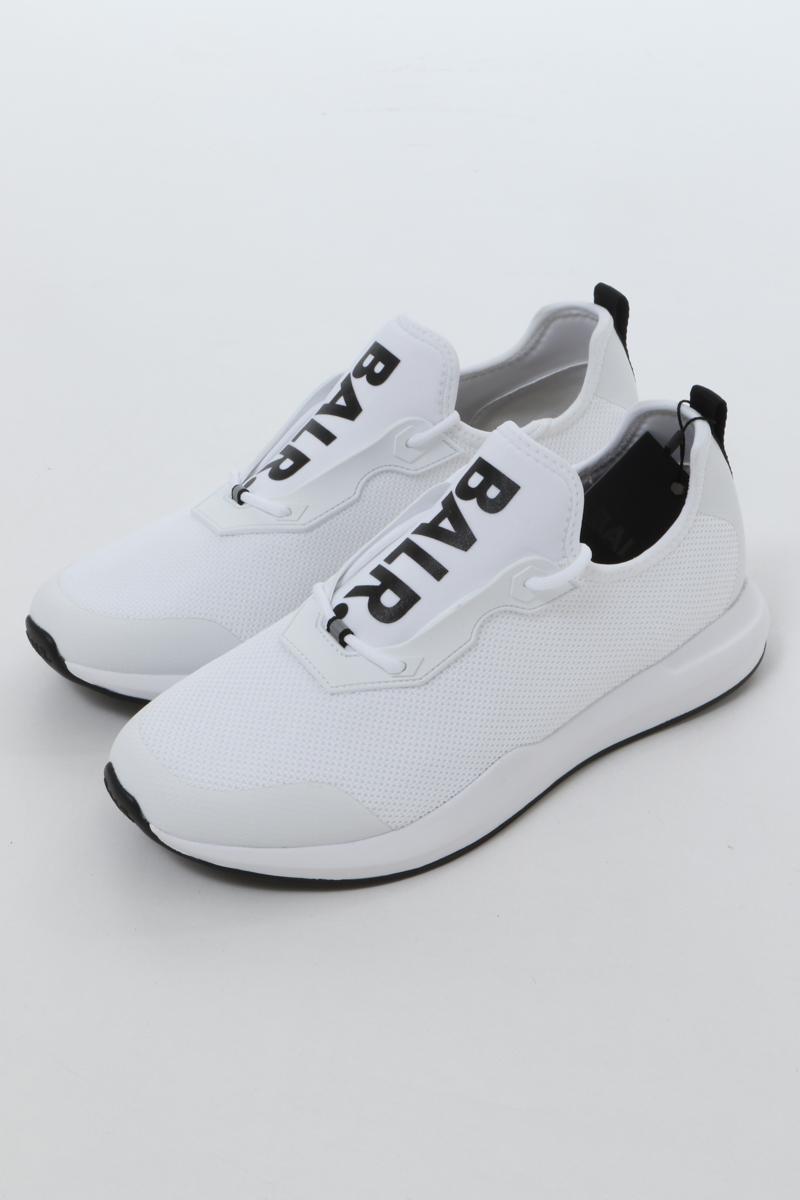 【スーパーSALE 全品10%OFFクーポン配布中】ボーラー BALR. スニーカー ローカット シューズ 靴 WHITE LOAB メンズ B10167 ホワイト 送料無料 楽ギフ_包装 2020年春夏新作 10%OFFクーポンプレゼント