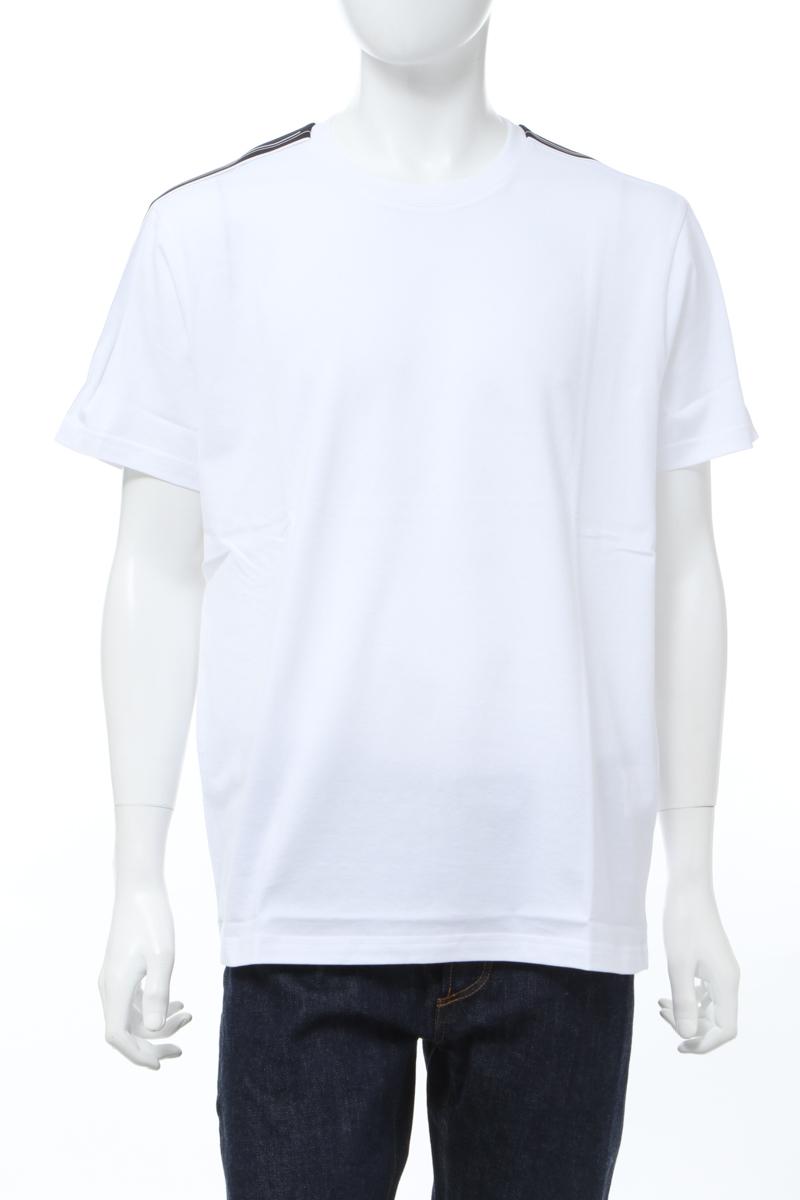 【全品10%OFFクーポン配布中!】ジバンシー ジバンシィ GIVENCHY Tシャツ 半袖 丸首 クルーネック メンズ BM70UJ3002 ホワイト 送料無料 楽ギフ_包装 10%OFFクーポンプレゼント 2020年春夏新作