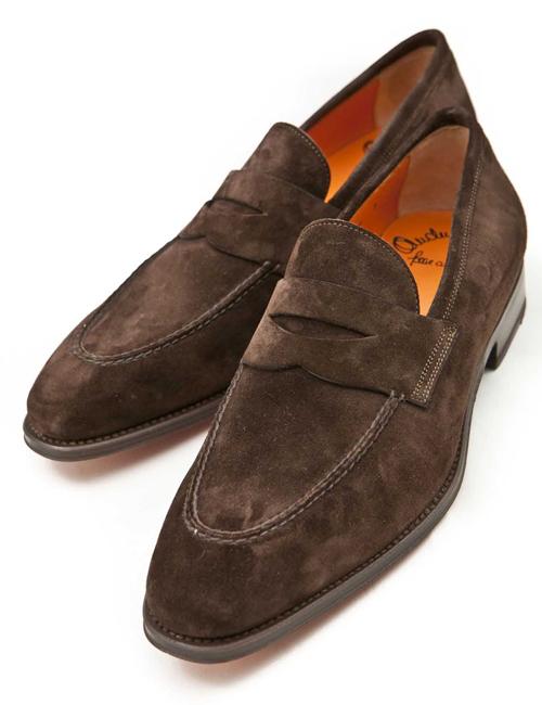 【スーパーSALE 10%OFFクーポン配布中】サントーニ Santoni ドレスシューズ 靴 メンズ 06949XB2IROVT50 ダークブラウン! 送料無料 10%OFFクーポンプレゼント 目玉商品 【ラッキーシール対応】