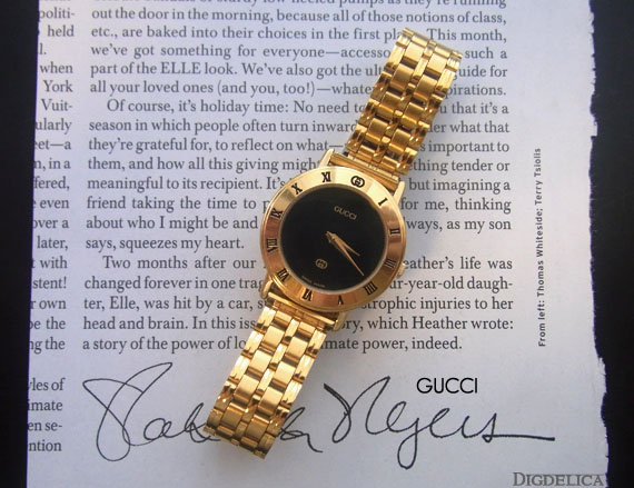 timeless design 1ee78 57838 ◆【GUCCI】グッチ・グロッドゴールドヴィンテージウォッチv622(腕時計)【DIGDELICA】|DIGDELICA