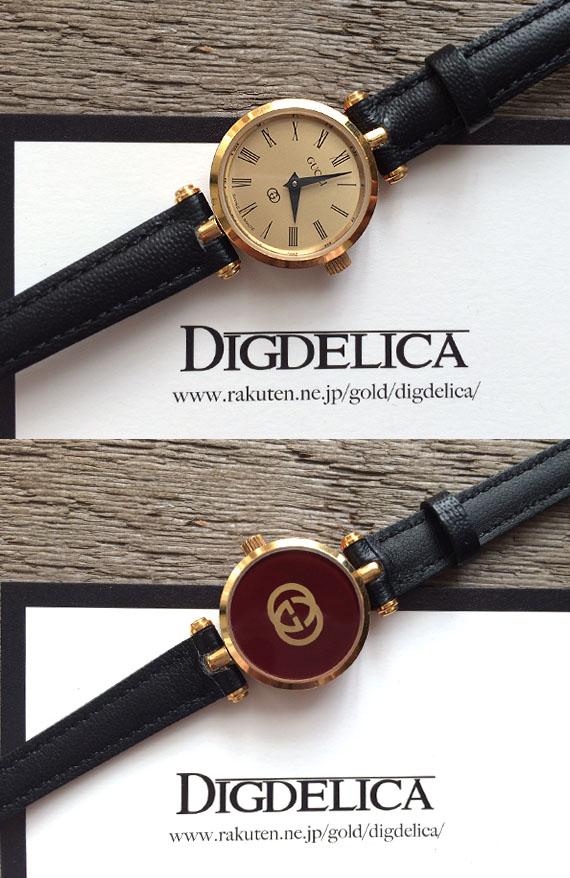 8bac99e5c201 楽天市場】【GUCCI】オールドグッチ・ヴィンテージウォッチv981(腕時計 ...