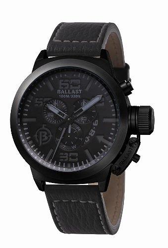 BALLAST バラスト SWISS MADE クロノグラフ メンズ 腕時計 BL-3101-06