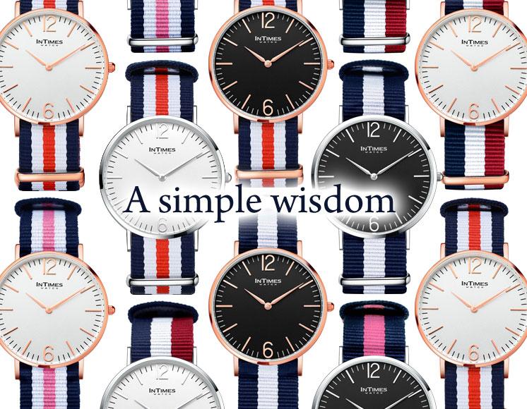 INTIMES インタイムス 36mm シンプル スリム モダン 大人 かわいい メンズ レディース アナログ カジュアル 腕時計 ITPC210