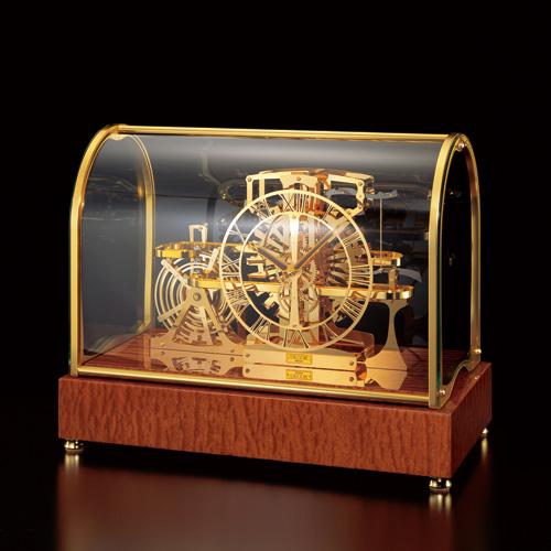 SEIKO セイコー 置き時計 DECOR デコール 機械式 AZ301F【お取り寄せ】