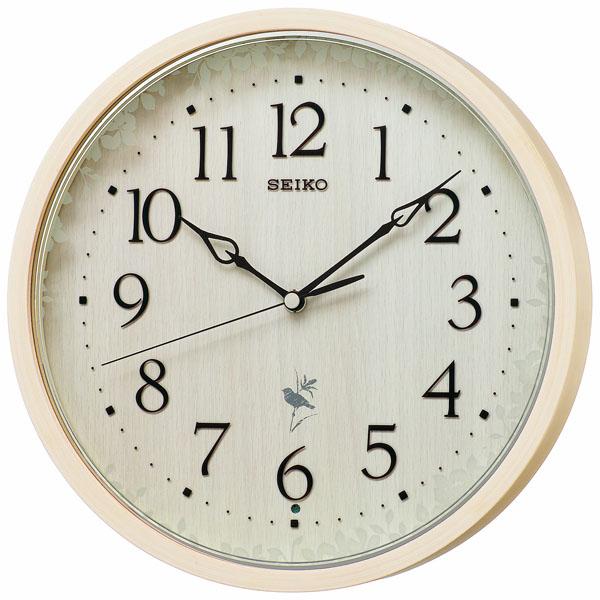 好きに SEIKO セイコー 掛け時計 壁掛け 報時付 電波 スイープ アナログ SEIKO 報時付 RX215A 鳥の鳴き声 スイープ おしゃれ【お取り寄せ】, アクセランド:b8f78098 --- canoncity.azurewebsites.net