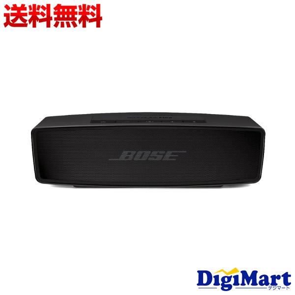 送料無料 ボーズ BOSE SoundLink 営業 Mini II Special 激安特価品 並行輸入品 Edition スピーカー トリプルブラック 新品