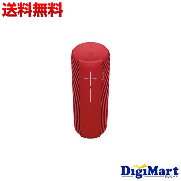 【送料無料】Ultimate Ears ワイヤレス Bluetoothスピーカー UE MEGABOOM WS900RD [ラヴァレッド]【新品・並行輸入品(逆輸入)・保証付】