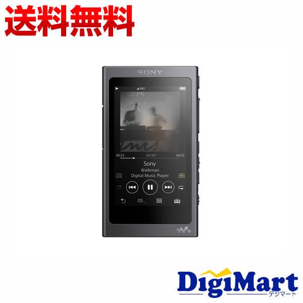 【送料無料】ソニー SONY ウォークマン Aシリーズ NW-A45 (B) 16GB [グレイッシュブラック]【新品・国内正規品】