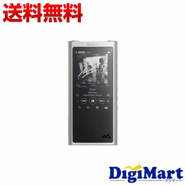 【送料無料】ソニー SONY ウォークマン ZXシリーズ NW-ZX300 (S) 64GB [シルバー]【新品・国内正規品】