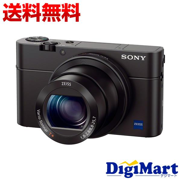 【送料無料】ソニー SONY サイバーショット DSC-RX100M3 デジタルカメラ【新品・並行輸入品・保証付き】海外仕様(PAL)(中国語と英語の言語設定有り)