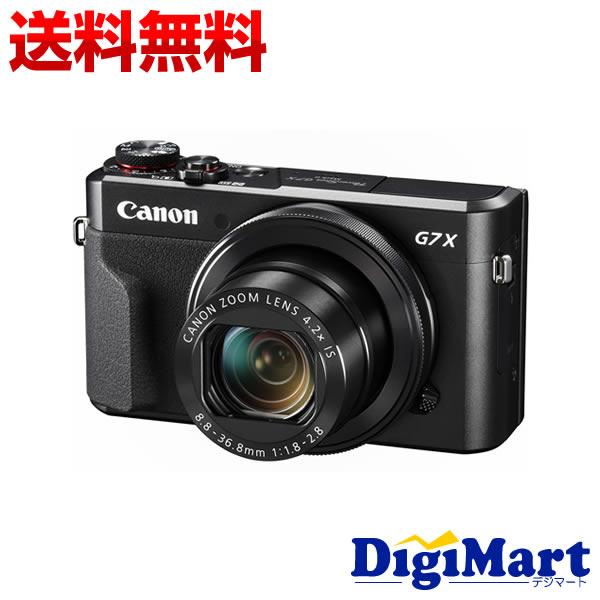 【カード決済でポイント7倍】 [23日 20:00から]【送料無料】Canon PowerShot G7 X Mark II デジタルカメラ海外仕様(PAL)(中国語と多言語の言語設定有り)【新品・並行輸入品・保証付き】