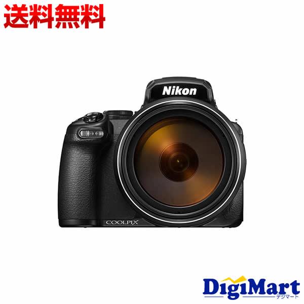 【カード決済でポイント9倍】 [12日 20:00から]【送料無料】ニコン Nikon COOLPIX P1000 デジタルカメラ【新品・並行輸入品・保証付き】