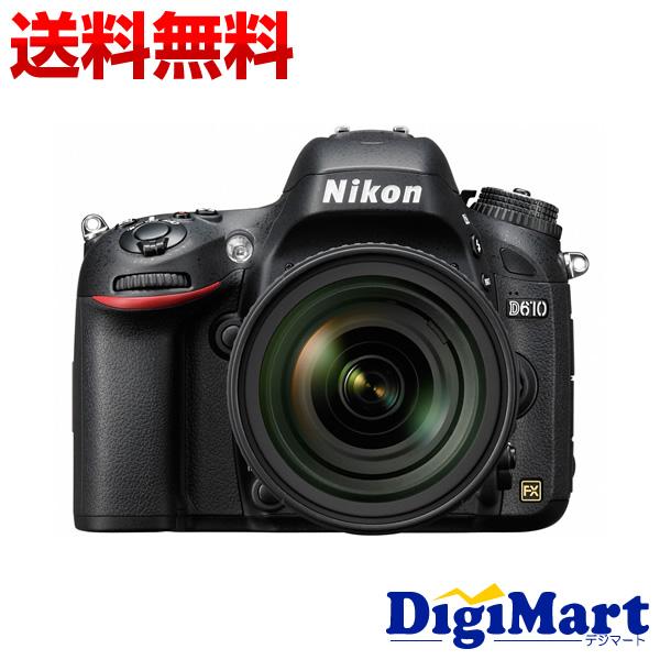 【送料無料】ニコン Nikon D610 ボディ デジタル一眼レフカメラ 【新品・国内正規品】