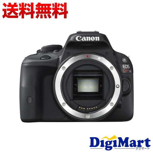 【送料無料】キヤノン Canon EOS KISS X7 ボディ(※レンズ別売り) デジタル一眼レフカメラ【新品・国内正規品・キット化粧箱】