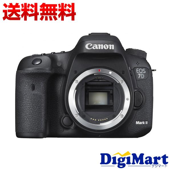 【カード決済でポイント9倍】 [12日 20:00から]【送料無料】キャノン Canon EOS 7D Mark II ボディ デジタル一眼レフカメラ 【新品・国内正規品】