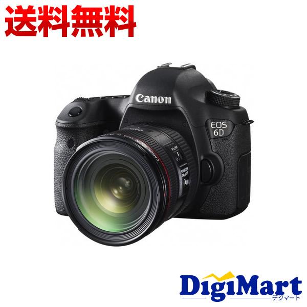 【送料無料】キャノン Canon EOS 6D EF24-70L IS USM レンズキット デジタル一眼レフカメラ 【新品・国内正規品】