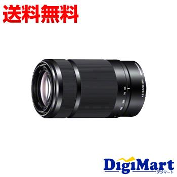 【送料無料】ソニー SONY E 55-210mm F4.5-6.3 OSS SEL55210 (B) [ブラック] ズームレンズ【新品・並行輸入品・保証付き】