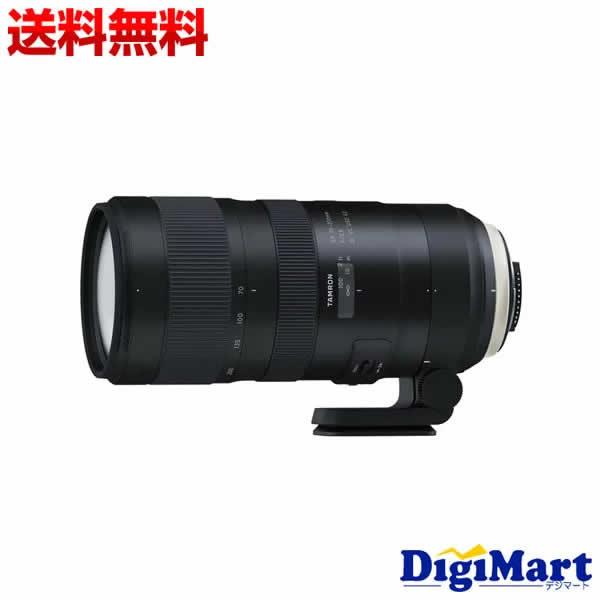 【送料無料】タムロン TAMRON SP 70-200mm F/2.8 Di VC USD G2 (Model A025) [ニコン用] ズームレンズ【新品・並行輸入品・保証付き】