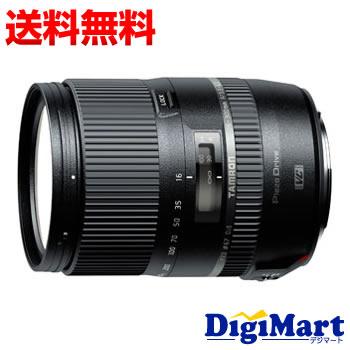 【送料無料】タムロン TAMRON 16-300mm F/3.5-6.3 Di II VC PZD MACRO (Model B016) [ニコン用] 【新品・国内正規品】