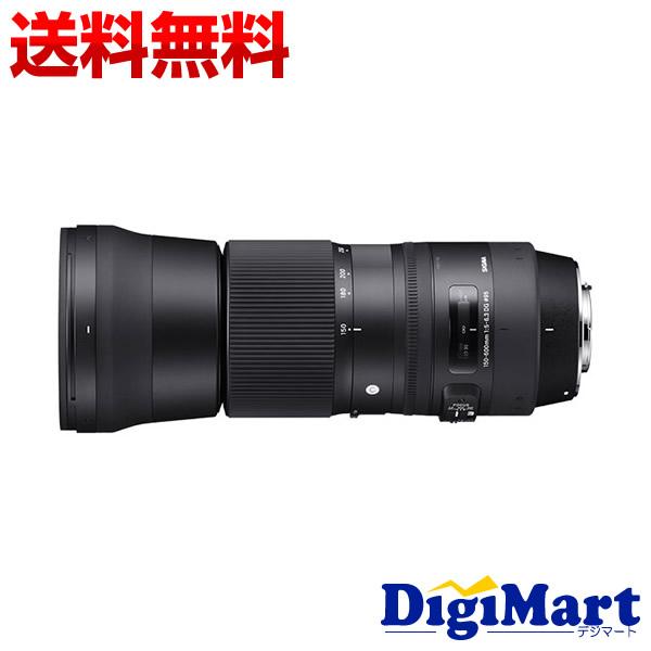 【送料無料】シグマ SIGMA 150-600mm F5-6.3 DG OS HSM Contemporary [キヤノン用] ズームレンズ 【新品・国内正規品】
