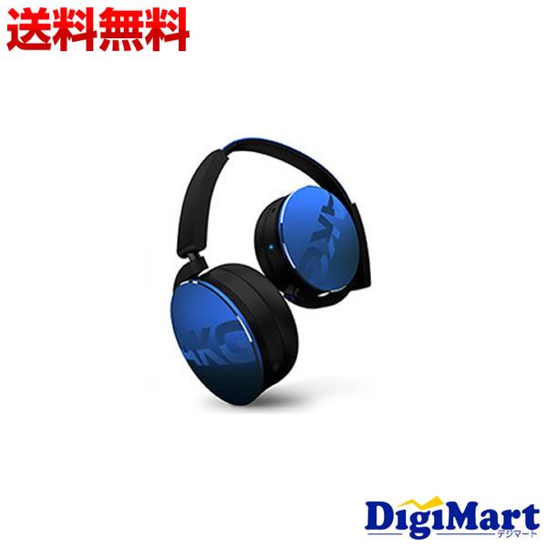 【送料無料】AKG Y50BT ワイヤレスヘッドホン [ブルー]【新品・輸入品】
